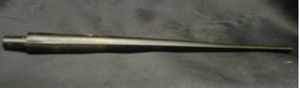 Vulcanite Churchwarden Stem